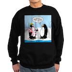 Penguin Goofball Sweatshirt (dark)