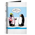 Penguin Goofball Journal