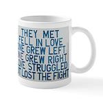 Love Story 3 (struggle) Mugs