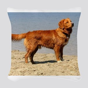 Nova Scotia Duck Tolling Retriever full Woven Thro