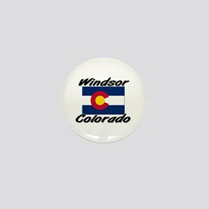Windsor Colorado Mini Button