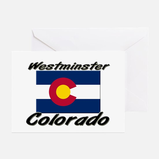 Westminster Colorado Greeting Cards (Pk of 10)