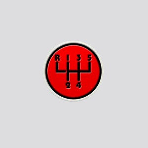 Stick shift Mini Button