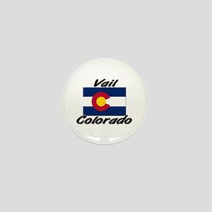 Vail Colorado Mini Button