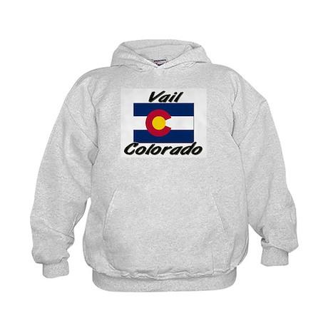 Vail Colorado Kids Hoodie