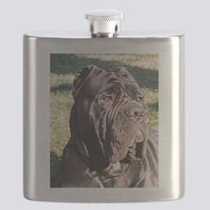 Neapolitan_Mastiff Flask