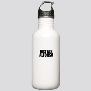 Just ask ALFONSO Stainless Water Bottle 1.0L