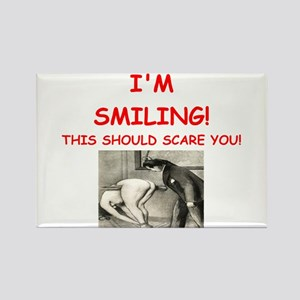 spanking joke Magnets