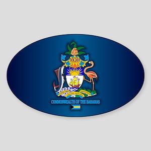 Bahamas COA Sticker