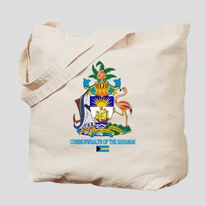 Bahamas COA Tote Bag