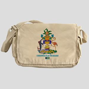 Bahamas COA Messenger Bag