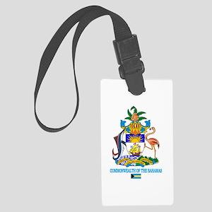 Bahamas COA Luggage Tag