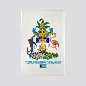Bahamas COA Magnets