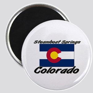 Steamboat Springs Colorado Magnet