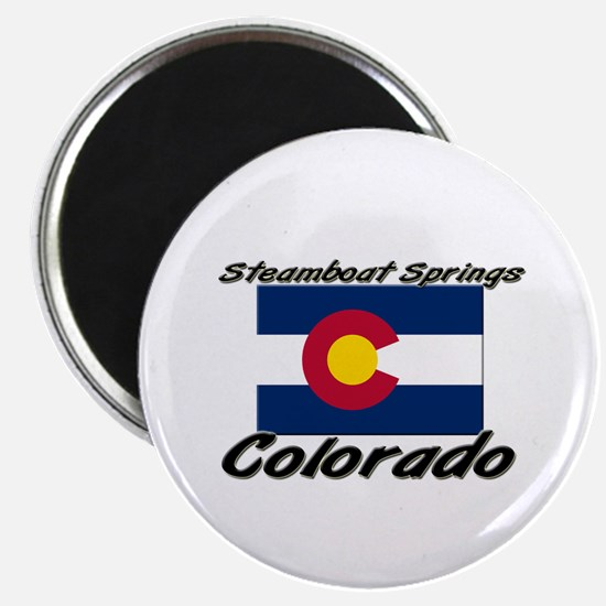 Steamboat Springs Colorado Magnet