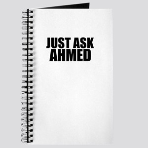 Just ask AHMED Journal