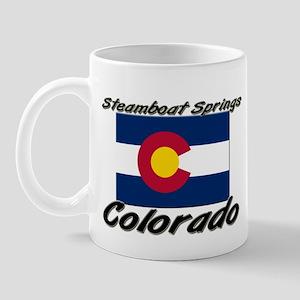 Steamboat Springs Colorado Mug
