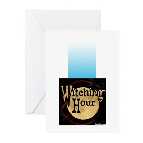 Witching Hour Greeting Cards (Pk of 20)