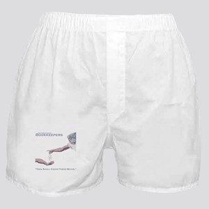 The Creation of Bookkeeping Boxer Shorts