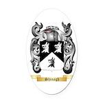 Shinagh Oval Car Magnet