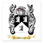 Shinagh Square Car Magnet 3