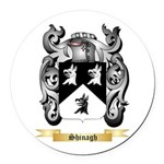 Shinagh Round Car Magnet