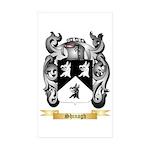 Shinagh Sticker (Rectangle 50 pk)