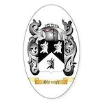 Shinagh Sticker (Oval 50 pk)