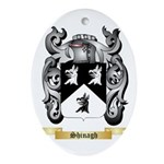 Shinagh Oval Ornament