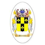 Shimoni Sticker (Oval 50 pk)
