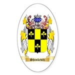 Shimkevitz Sticker (Oval 50 pk)