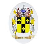 Shimkevitz Oval Ornament