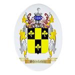 Shimkevicz Oval Ornament