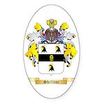 Shillitoe Sticker (Oval 50 pk)