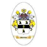 Shillito Sticker (Oval 50 pk)