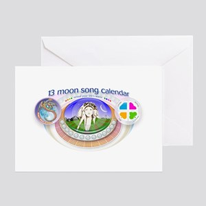 mSong Greeting Card