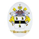 Shillito Oval Ornament