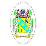 Shiers Sticker (Oval 10 pk)