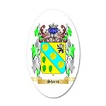 Shiers 35x21 Oval Wall Decal