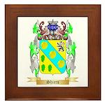 Shiers Framed Tile