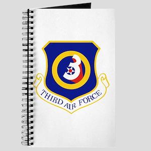 USAAF 3rd Air Force logo Journal