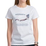 The Creation of Machinists Women's T-Shirt