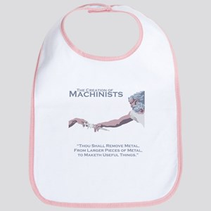The Creation of Machinists Bib