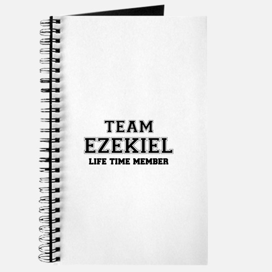 Team EZEKIEL, life time member Journal