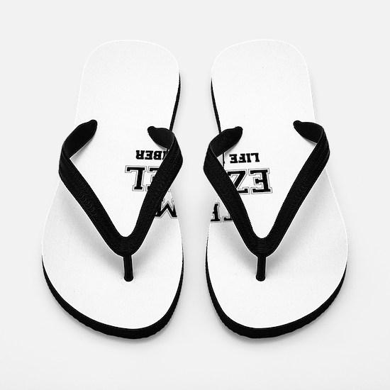 Team EZEKIEL, life time member Flip Flops