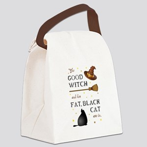 THE GOOD WITCH Canvas Lunch Bag