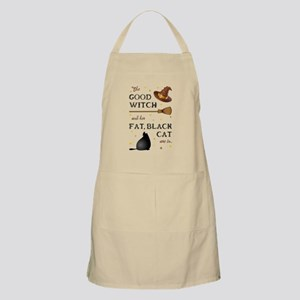 THE GOOD WITCH Apron