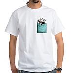 Cat Pocket Men's Classic T-Shirts