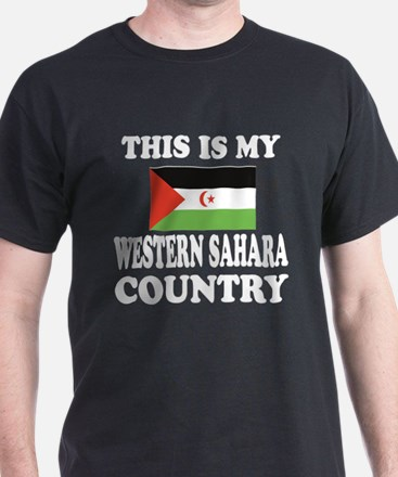 This Is My Western Sahara Country T-Shirt