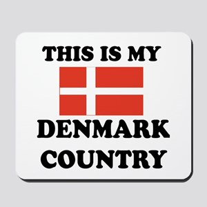 This Is My Denmark Country Mousepad